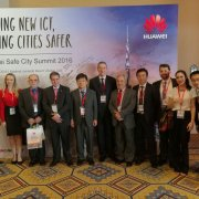 Huawei Safe City Summit 2016